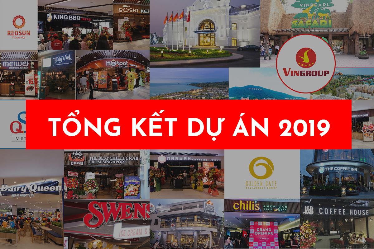 Tong ket du an 2019